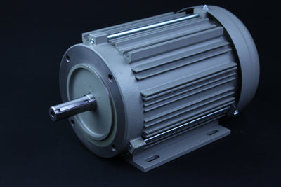 Three Phase Electrical Motor - 2HP - 208-230/460V - 1430/1720RPM - 50/60HZ - 145T C Face/Foot