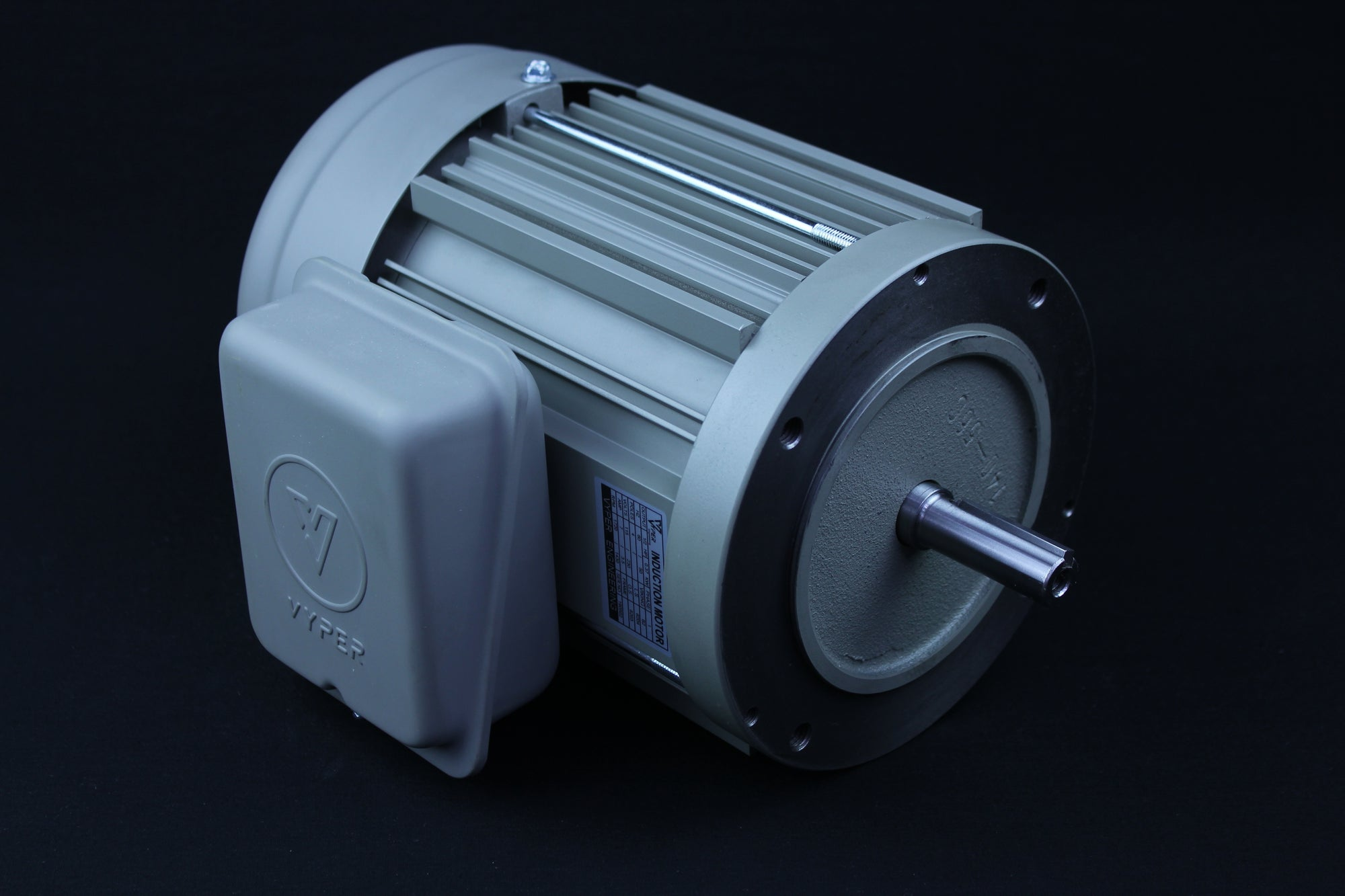 Single Phase Electrical Motor - 1/2HP - 115/230V - 1430/1720RPM - 50/60HZ - 56C Face