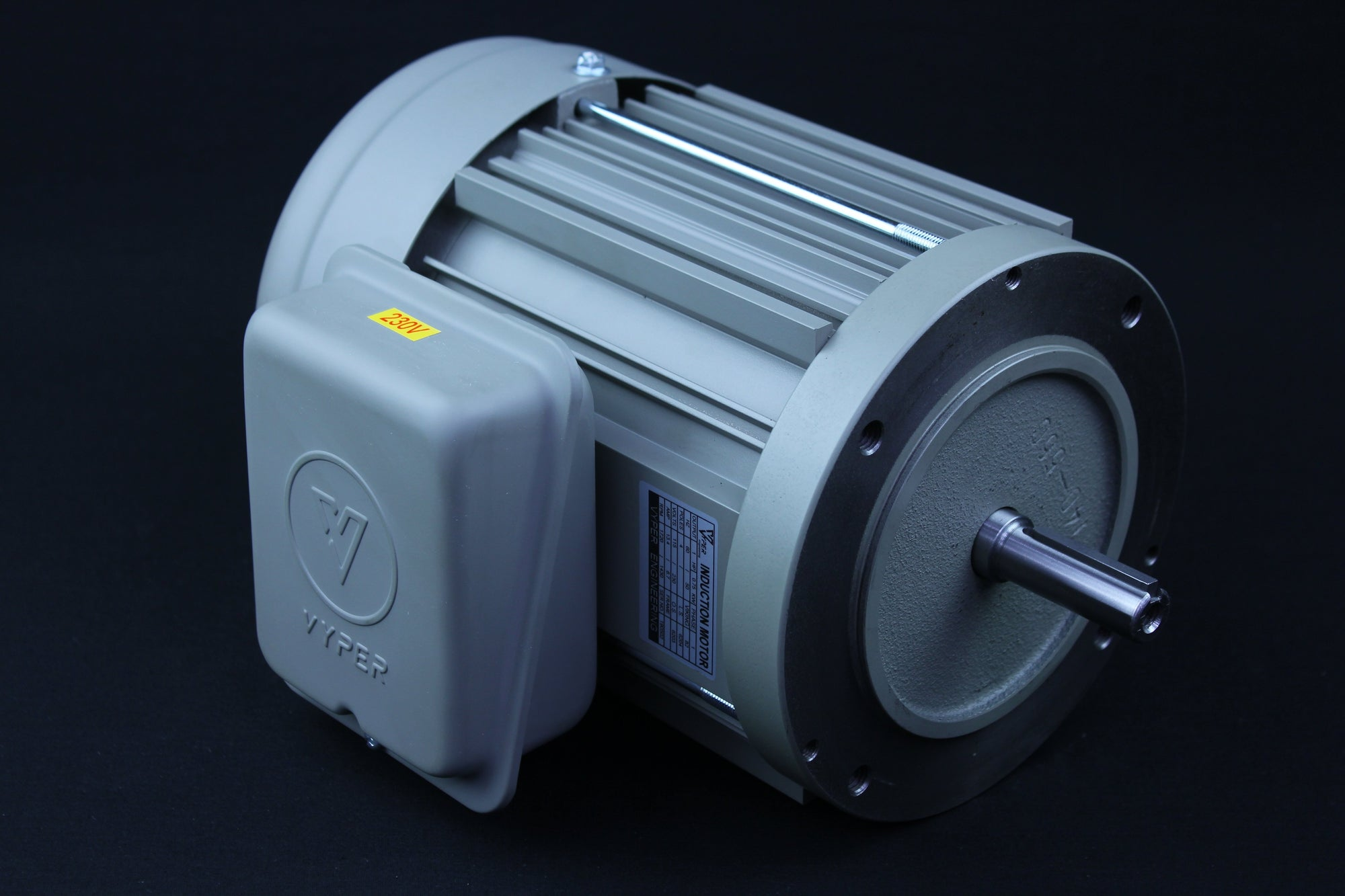 Single Phase - 1HP - 115/230V -  3000/3600RPM - 50/60HZ - 80 - C Face