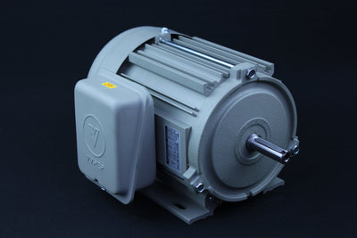 Single Phase Electrical Motor - 1HP - 115/230V - 1430/1720RPM - 50/60HZ - 56C Foot