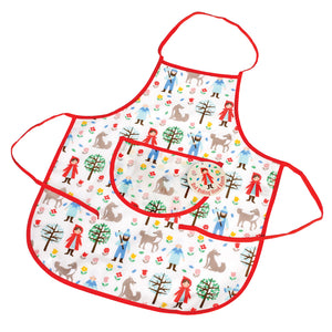 Rex London Red Riding Hood children's apron