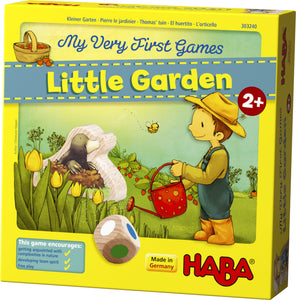 HABA My Very First Games Little Garden outer packaging