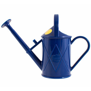 Haws Bartley Burbler children watering can in blue