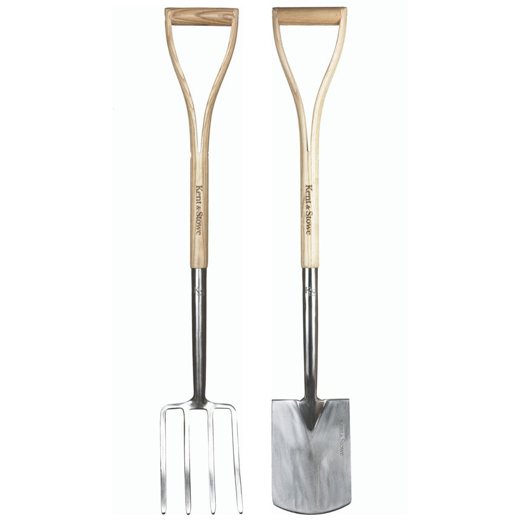 Kent & Stowe Kids Digging Fork and Spade Set