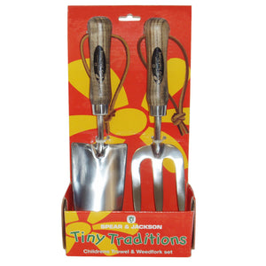 Spear and Jackson Gardening hand tool set for children