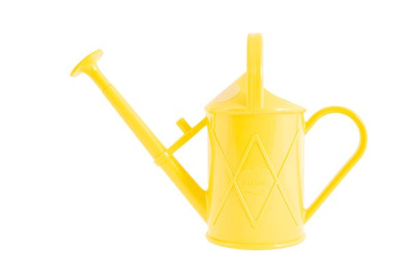 The Haws Bartley Burbler children watering can in yellow