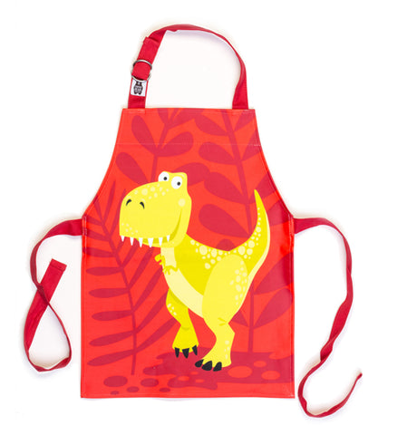 NEW - ThreadBear Design Dinosaur Apron