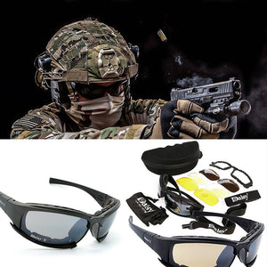 Military Style Sunglasses