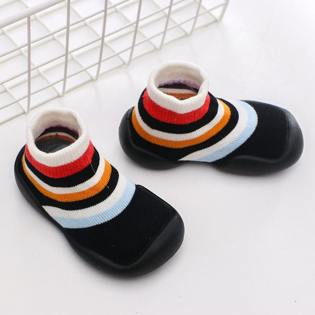 Baby Socks With Rubber Soles
