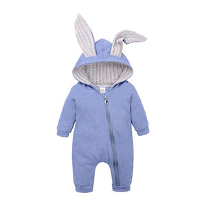Cuddly Bunny Jumpsuit