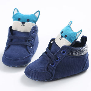 Sneaky Fox Boots