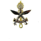QGE - Cap Badge - Gilt / Silver