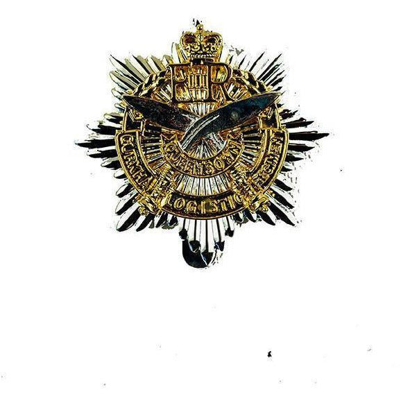 Cap Badge - QOGLR