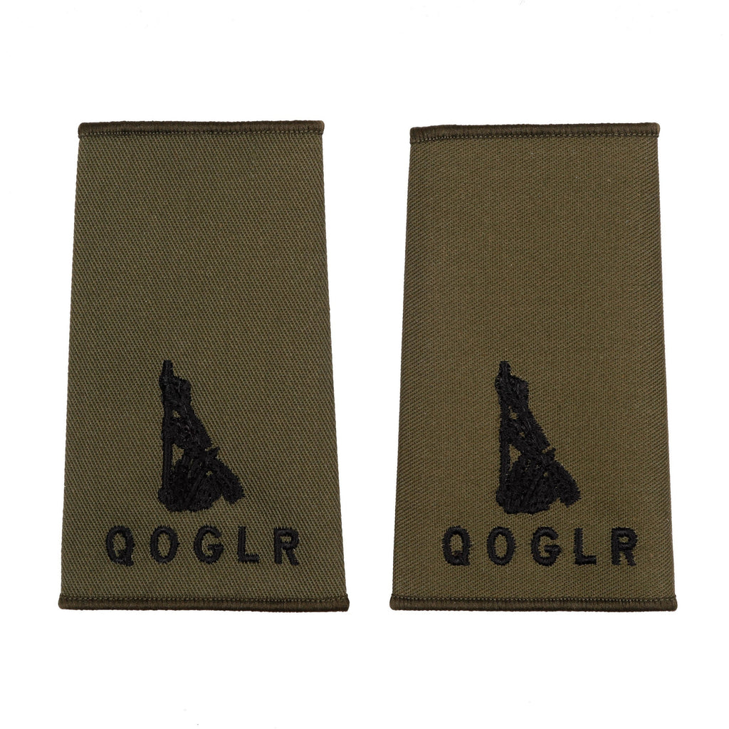 MADE TO ORDER - QOGLR - R/Slide - Olive - Unit Only - Piper