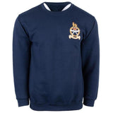 GSPS Navy Sweatshirt with Regimental Crest    Ayo Gurkha