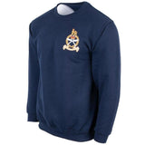 GSPS Navy Sweatshirt with Regimental Crest