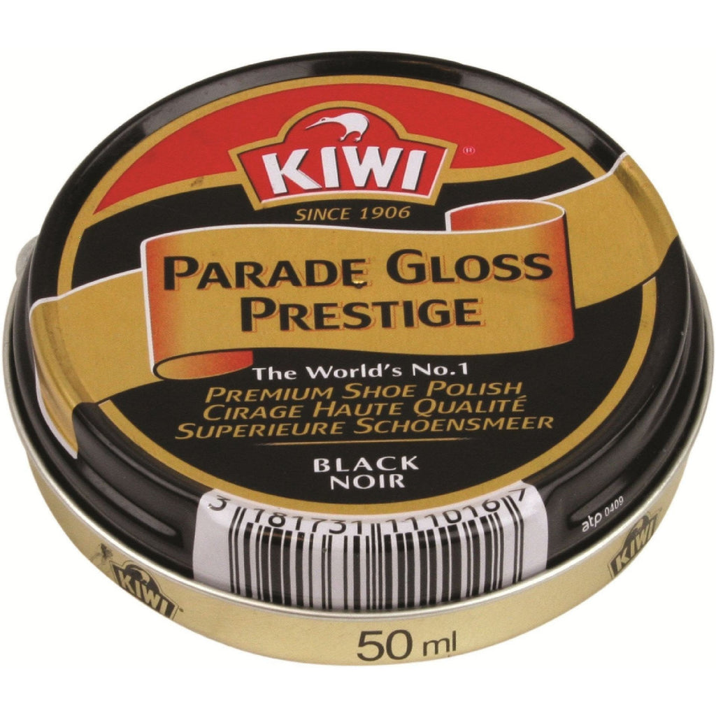 Kiwi Parade Gloss - Black - Combat Boots - Accessories