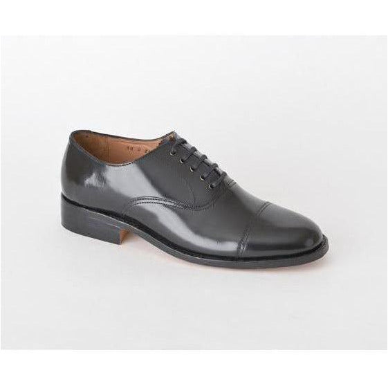 Oxford Shoe – Black Leather