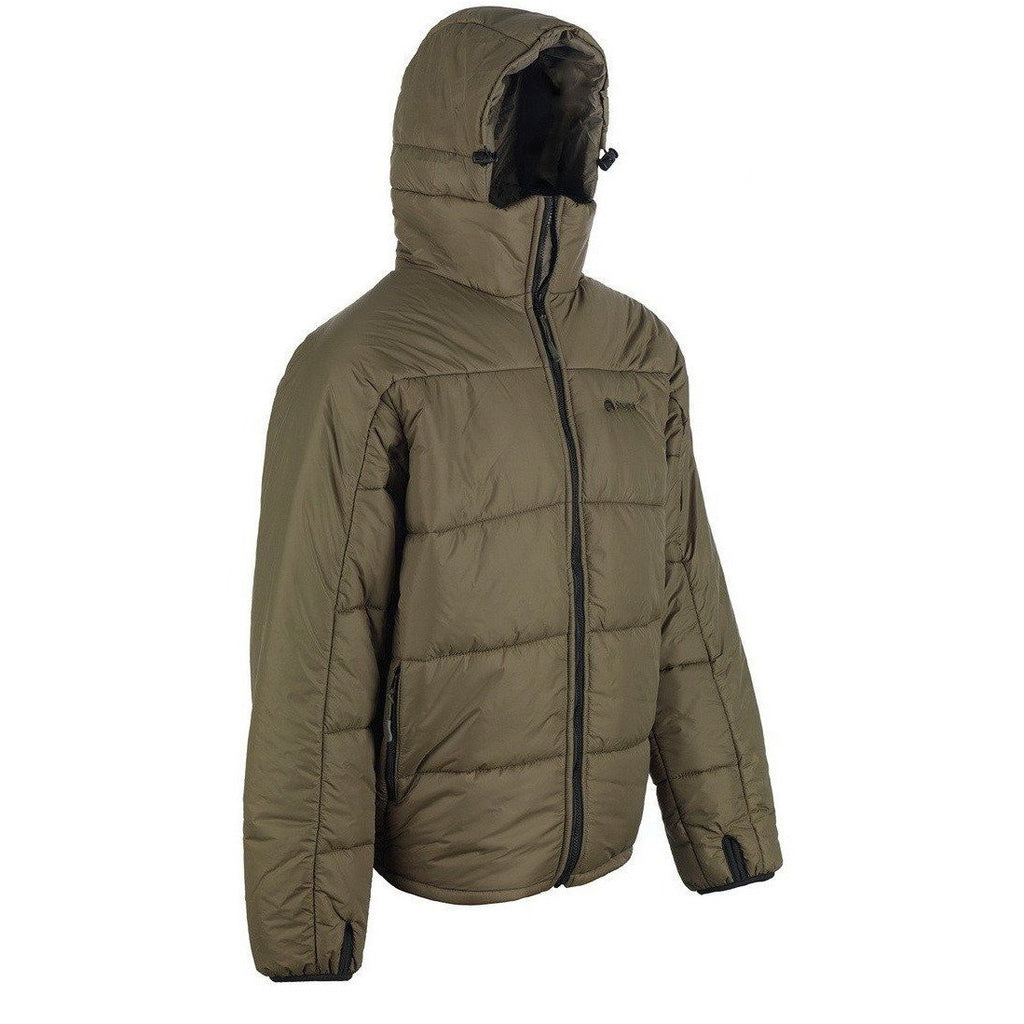 Softie Sasquatch Jacket Olive- Large - Combat Clothing - Jackets & Shirts