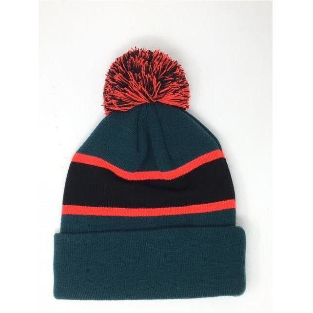 RGR Bobble Hat - One Size Fits All
