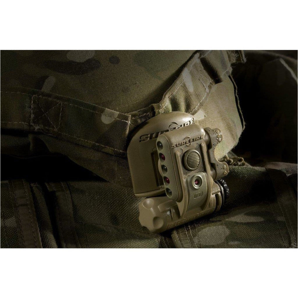 Surefire HL1-B-TN 5-LED Helmet Light