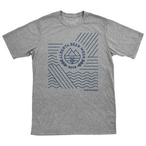 T-Shirt - Mens - Alberta Beer Week 2018