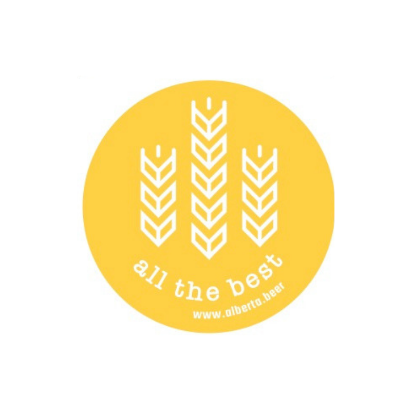 All The Best - Stickers - Barley
