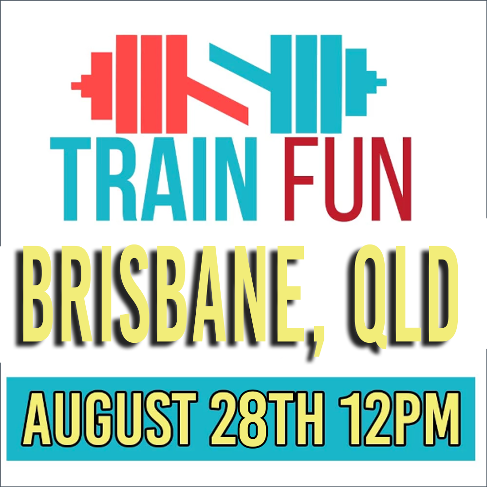 Brisbane Train Fun Seminar