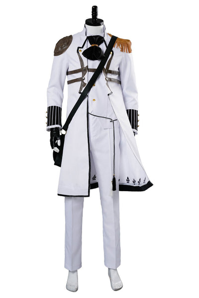 The Thousand Noble Musketeers Charleville Cosplay Costume