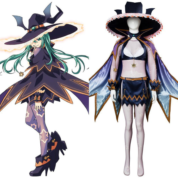 Date A Live! Season 3 Natsumi Cosplay Costume