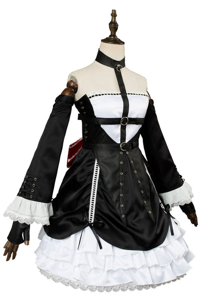 Video Game Dead or Alive 6 Cosplay Costume Marie Rose Outfit