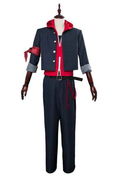 DRB Division Rap Battle Yamada Ichiro The Dirty Dawg Cosplay Costume