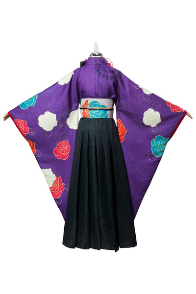 Fate/Grand Order Matthew Kyrielite Cosplay Costume New Year Kimono Outfit
