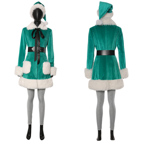Last Christmas Kate Outfit Cosplay Costume