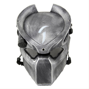 Alien Vs Predator Lonely Wolf Mask Tactical Mask Ghost Face CS Mask Halloween Party