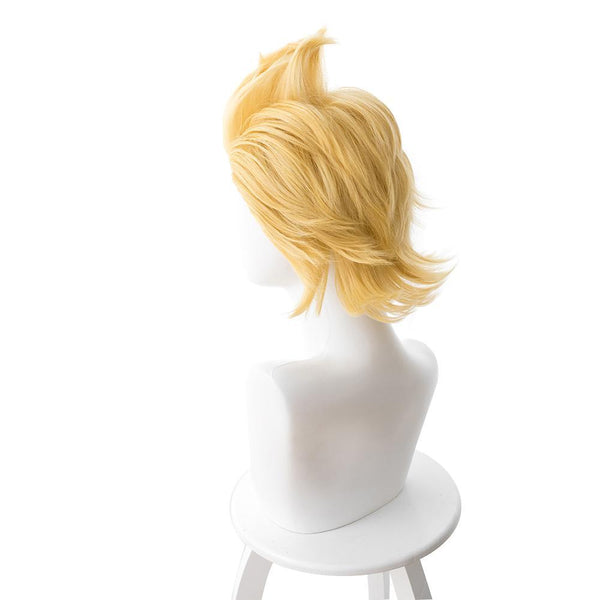 My Hero Academia Boku no Hero Million Cosplay Wig