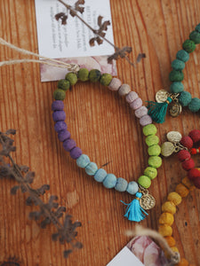 Armband Recycle Multi