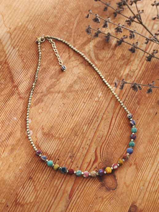 Halsband Recycle - MOI butik
