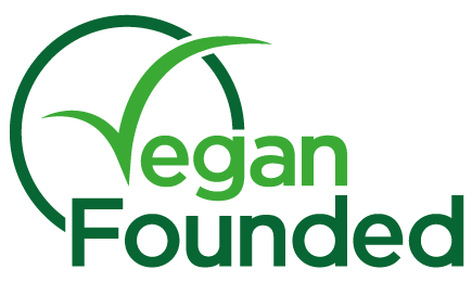 Vegan Founded Logo