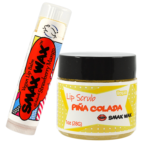 Tropical Balm Scrub Set - Smax Wax