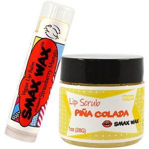 Create Your Own Balm Scrub Set - Smax Wax