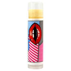 Natural Unflavored Vegan Lip Balm - Smax Wax