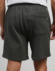 Text Fleece Short 0121