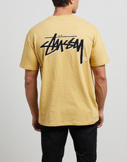 Shadow Stock Tee - Butter 0121