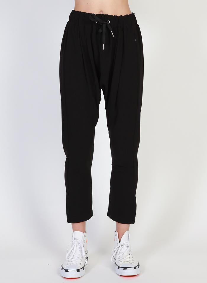 Relax Pant 2.0 - Black 0321