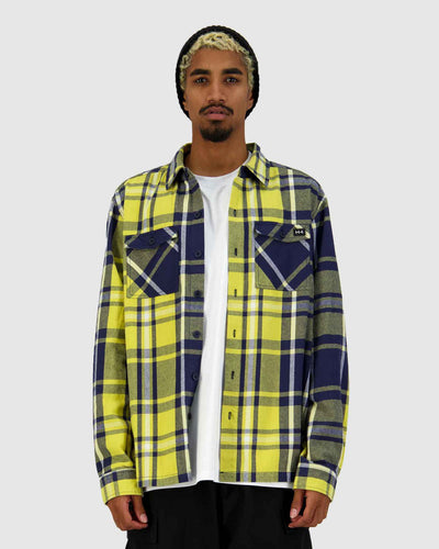 LS Check Shirt 0521