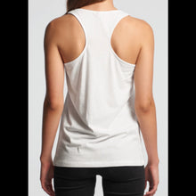 Load image into Gallery viewer, 4044 Balance Racerback - White 1020