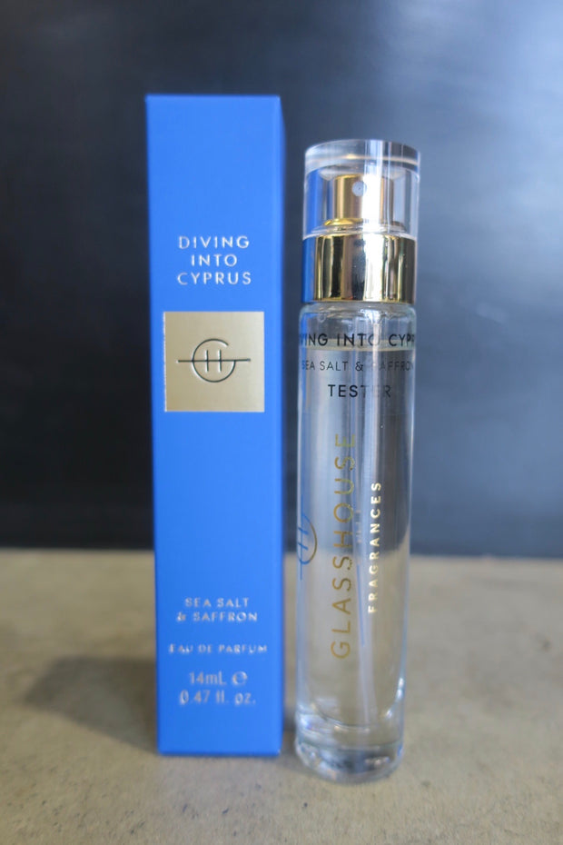 Diving into Cyprus EDP 14ml 320