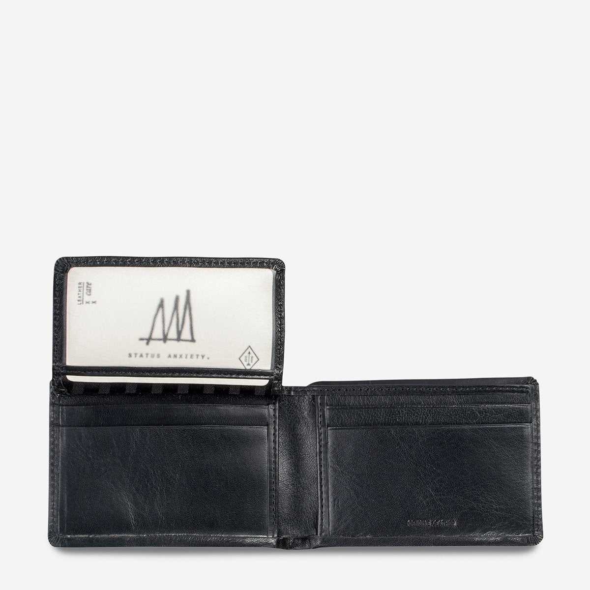 Jonah Wallet - Black 790