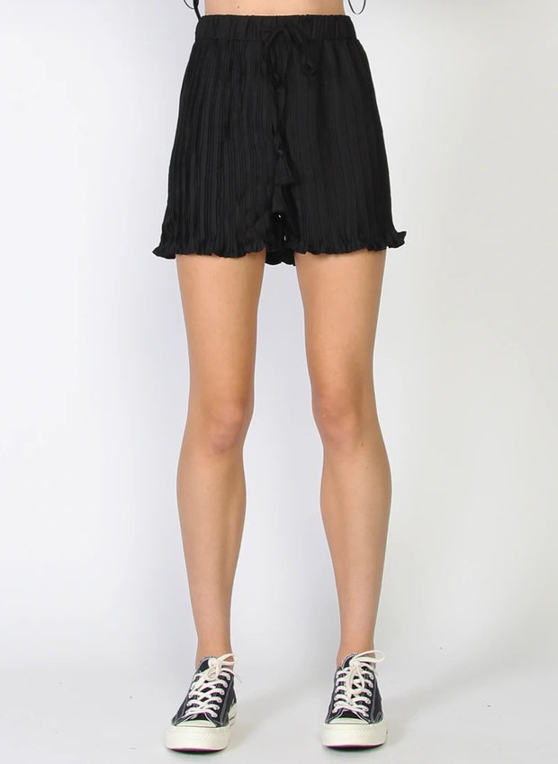 Fly Short in Black - 1020